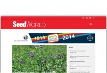 SeedWorld.com Screenshot