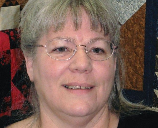Sharon Davidson,  registered seed technologist and president of Agri Seed Testing, Inc.