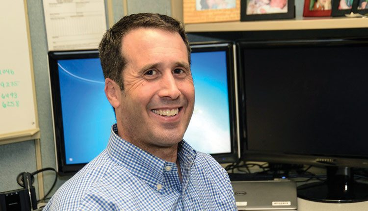 Michael Perry serves as a USDA Animal and Plant Health Inspection Service senior export specialist.