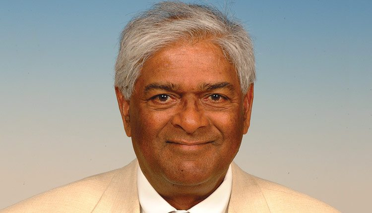 Sanjaya Rajaram was honored with the 2014 World Food Prize for his work on wheat.