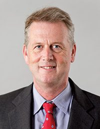 Adrian Percy, Head of Research and Development, Bayer Crop Science Division