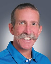Dale Ireland, Syngenta Seedcare technical product manager, U.S. corn and soybeans