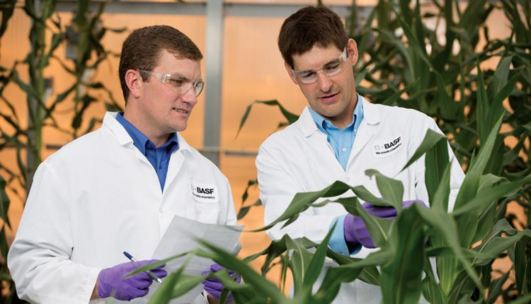 Justin Clark (left) attributes his success to the people he works with on a daily basis.