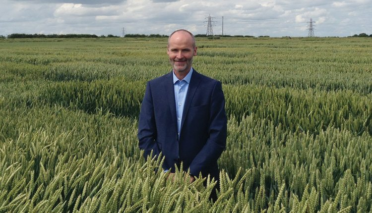 John Jacobs is Bayer's representative on the International Wheat Genome Sequencing Consortium committee.