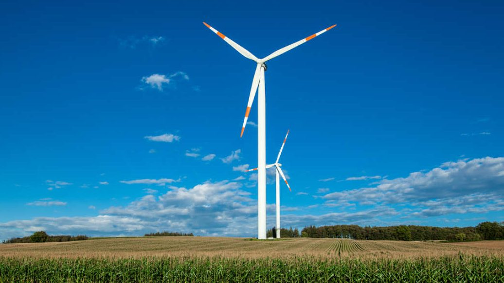 Wind Farms Positively Impact Crops, Study Says