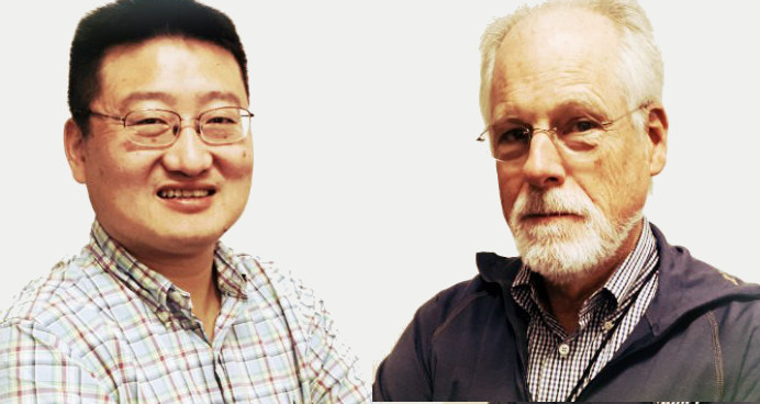 Jim McCreight and Zhangjun Fei
